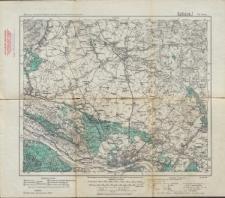 Karte des Deutschen Reiches 1:100 000 - 226. Thorn