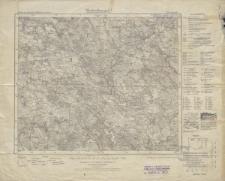Karte des Deutschen Reiches 1:100 000 - 220. Arnswalde