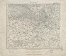 Karte des Deutschen Reiches 1:100 000 - 254. Argenau
