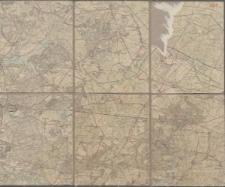 Karte des Deutschen Reiches 1:100 000 - 267. Rathenow