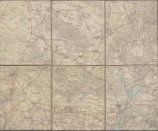 Karte des Deutschen Reiches 1:100 000 - 268. Spandau