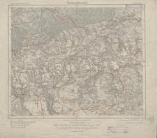Karte des Deutschen Reiches 1:100 000 - 274. Birnbaum