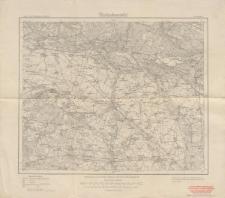 Karte des Deutschen Reiches 1:100 000 - 275. Samter
