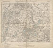 Karte des Deutschen Reiches 1:100 000 - 270. Wriezen