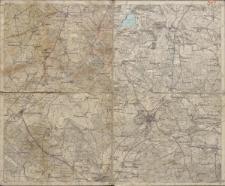 Karte des Deutschen Reiches 1:100 000 - 317. Luckenwalde