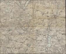 Karte des Deutschen Reiches 1:100 000 - 319. Beeskow