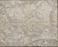 Karte des Deutschen Reiches 1:100 000 - 321. Krossen a.d. Oder