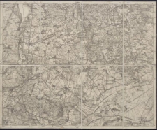 Karte des Deutschen Reiches 1:100 000 - 323. Wollstein