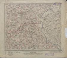 Karte des Deutschen Reiches 1:100 000 - 326. Miloslaw-Pyzdry