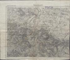 Karte des Deutschen Reiches 1:100 000 - 336. Goslar