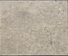 Karte des Deutschen Reiches 1:100 000 - 346. Grünberg i. Schl.