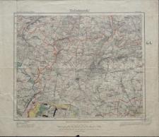 Karte des Deutschen Reiches 1:100 000 - 348. Lissa