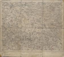 Karte des Deutschen Reiches 1:100 000 - 399. Trebnitz