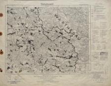 Karte des Deutschen Reiches 1:100 000 - 400. Gross Wartenberg