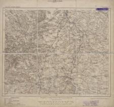 Karte des Deutschen Reiches 1:100 000 - 401. Kempen