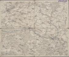 Karte des Deutschen Reiches 1:100 000 - 425. Oels