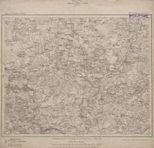 Karte des Deutschen Reiches 1:100 000 - 427. Landsberg in Ob. Schlesien
