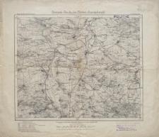 Karte des Deutschen Reiches 1:100 000 - 412. Sömmerda