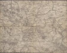 Karte des Deutschen Reiches 1:100 000 - 448. Waldenburg