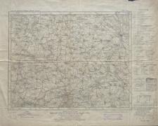 Karte des Deutschen Reiches 1:100 000 - 450. Ohlau