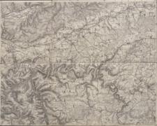 Karte des Deutschen Reiches 1:100 000 - 466. Rudolstadt