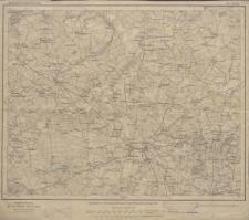 Karte des Deutschen Reiches 1:100 000 - 454. Herby