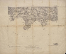 Karte des Deutschen Reiches 1:100 000 - 473. Friedland i/Schl.