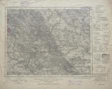 Karte des Deutschen Reiches 1:100 000 - 474. Frankenstein