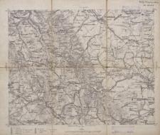 Karte des Deutschen Reiches 1:100 000 - 474 (294). Silberberg