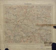 Karte des Deutschen Reiches 1:100 000 - 478. Lublinitz