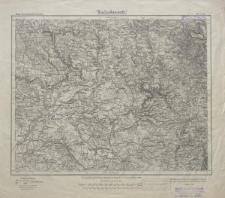 Karte des Deutschen Reiches 1:100 000 - 495. Lewin