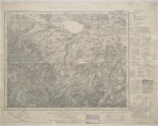 Karte des Deutschen Reiches 1:100 000 - 497. Neisse (West)