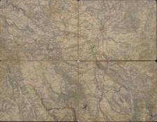 Karte des Deutschen Reiches 1:100 000 - 496. Glatz