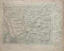 Karte des Deutschen Reiches 1:100 000 - 498. Neisse (Ost)