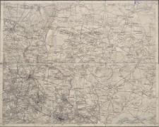 Karte des Deutschen Reiches 1:100 000 - 501. Beuthen