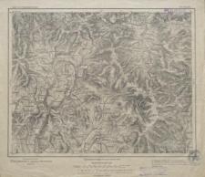 Karte des Deutschen Reiches 1:100 000 - 517. Kamnitz