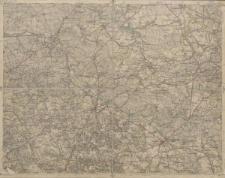 Karte des Deutschen Reiches 1:100 000 - 520. Rybnik