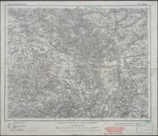 Karte des Deutschen Reiches 1:100 000 - 537. Ruptau