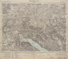Karte des Deutschen Reiches 1:100 000 - 646. Überlingen