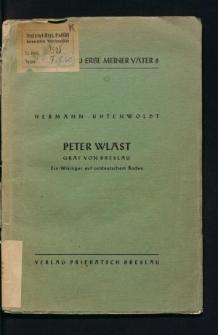 Peter Wlast, Graf von Breslau. Ein Wikinger auf ostdeutschen Boden