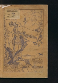 "Gedenkschrift zur Enthüllungsfeier des ""Elfer""-Denkmals in Breslau am 2. Juli 1933"