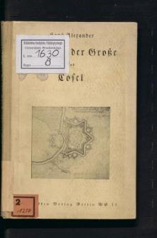 Friedrich der Große und Cosel