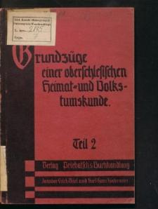 Geschichte Oberschlesiens bis zum Weltkriege. Geschichte des oberschlesischen Bergbaus und der Industrie
