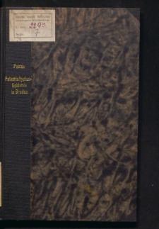 Die Petechialtyphus-Epidemie in Breslau 1868/69 unter Berücksichtigung der Anwendung von kalten Bädern