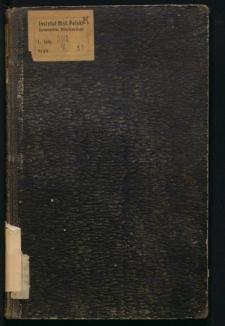 Schweidnitzer Tagebuch aus dem ersten schlesischen Kriege