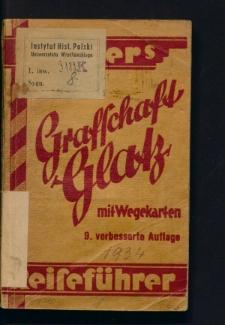 Führer durch die Grafschaft Glatz