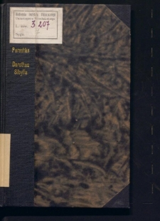 Scenen aus dem Leben der Herzogin Dorothea Sibylla von Brieg, geb. Markgräfin von Brandenburg. Aus Geschichtsquellen