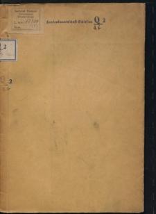 Bericht der Ausstellungsleitung über Aufbau, Verlauf und Abbau der Deutschen Gartenbau- und Schlesischen Gewerbeausstellung Liegnitz 1927