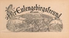 Der Eulengebirgsfreund 1909-12-01 Jg.2 Nr 12