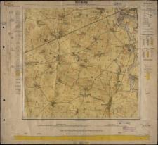 Geologische Karte 1:25 000 - 2891 Schmolz